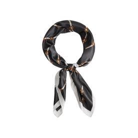 スカーフ .-- HORSI (ブラック)