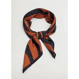 スカーフ .-- TIGER (ブラック)
