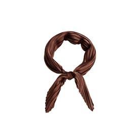 スカーフ .-- PLAIN (ダークレッド)