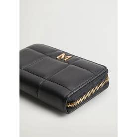 財布 .-- GINNI (ブラック)