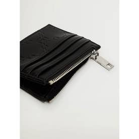 カードケース .-- LEXY (ブラック)