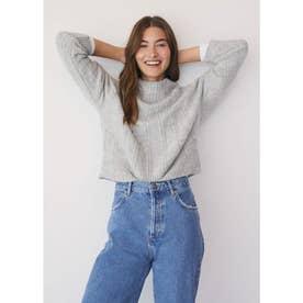 セーター .-- MARMU (グレー)