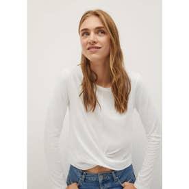 Tシャツ .-- IRIS (ナチュラルホワイト)
