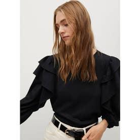 Tシャツ .-- LATRE (ブラック)