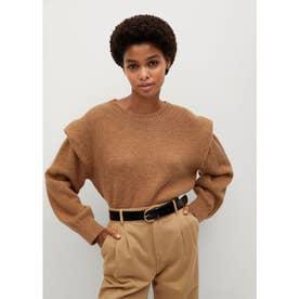 セーター .-- RUGBY (ミディアムブラウン)