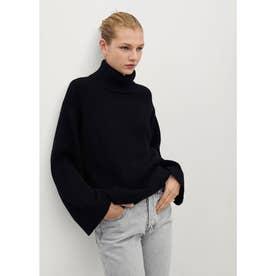 セーター .-- PALMER (ブラック)