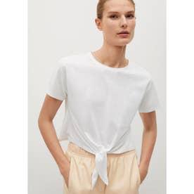Tシャツ .-- NEWKNOT-H (ホワイト)