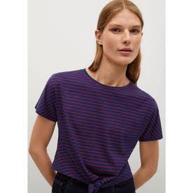Tシャツ .-- NEWKNOT-H (ネイビーブルー)