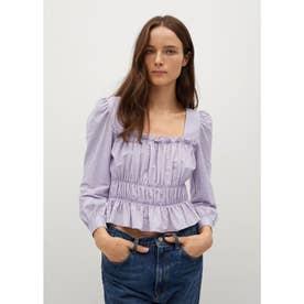 Tシャツ .-- VITORIA (パステルパープル)