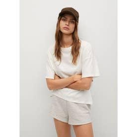 Tシャツ .-- MIGI (ナチュラルホワイト)