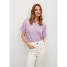 Tシャツ .-- LIPO (パステルパープル)