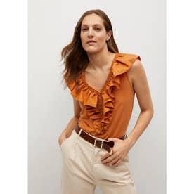 Tシャツ .-- JIMENA (オレンジ)