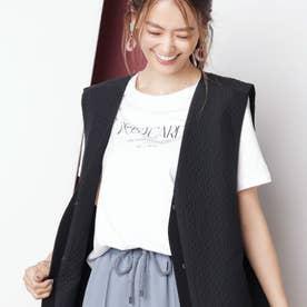 Tシャツ .-- PSTILU (ホワイト)
