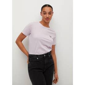 Tシャツ .-- PSTILU (パステルパープル)