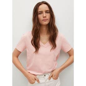 Tシャツ .-- CHALAPI (ピンク)