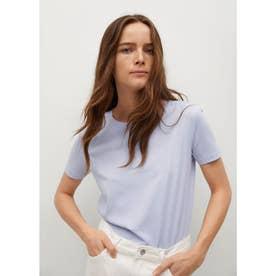Tシャツ .-- CHALACA (パステルブルー)
