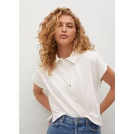 ポロシャツ .-- PEPA (ホワイト)
