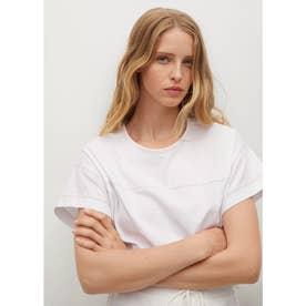 Tシャツ .-- LILI (ホワイト)