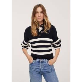 セーター .-- MOCKR (ブラック)
