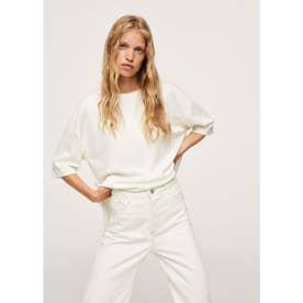 Tシャツ .-- SITA (ナチュラルホワイト)