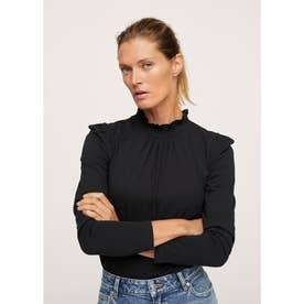 Tシャツ .-- ROCA (ブラック)