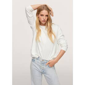 Tシャツ .-- LUNA (ナチュラルホワイト)