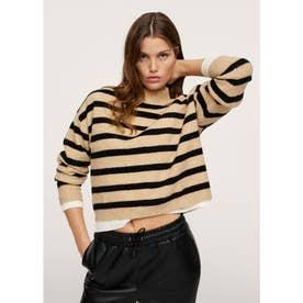 セーター .-- MARINA (ブラック)