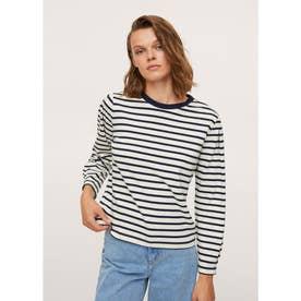 Tシャツ .-- LARIN (ネイビーブルー)