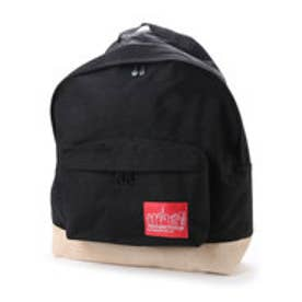 Suede Fabric Backpack (Black)