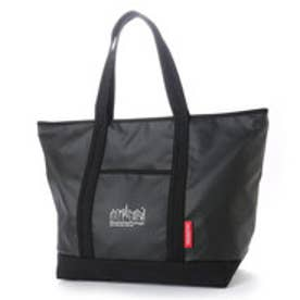 MP Logo Printed Cherry Hill Tote Bag (Black/White)