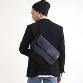 Neoprene Casual Messenger (Navy)