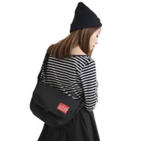 Buckle NY Messenger Bag JR 【ネット限定】 (Black)