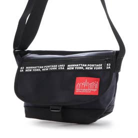 Casual Messenger Bag JR Double Typeset (D.Navy)