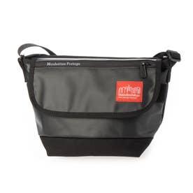 Casual Messenger Bag Ticker Tape (Black/Black)