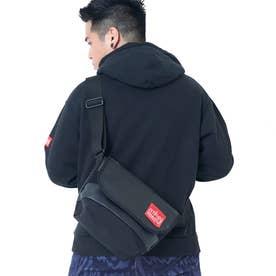 Casual Messenger Bag JR Ticker Tape (Black/Black)