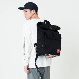 Silvercup Backpack NYC Print 2021SS (Black)