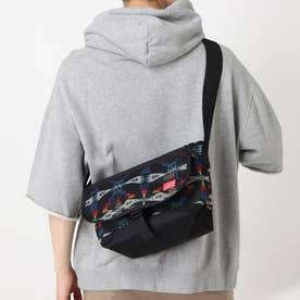 Casual Messenger Bag JR Pendleton (Black)