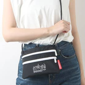 【ネット限定】Triple Zipper Pouch-EC (Black)