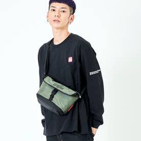 Casual Messenger Bag MONTANA (Green)