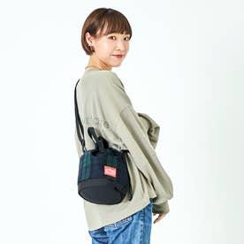 Iona Island Shoulder Bag Plaid Collection (PLD/BLK)