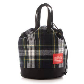 Iona Island Shoulder Bag Plaid Collection (PLD/GRN)