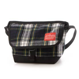 Casual Messenger Bag Plaid Collection (PLD/GRN)