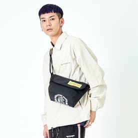 Casual Messenger Bag NYC Print 2021 (Black)