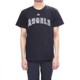 野球 半袖Tシャツ エンゼルス大谷 カモ柄プリントTシャツ MM08LA9002