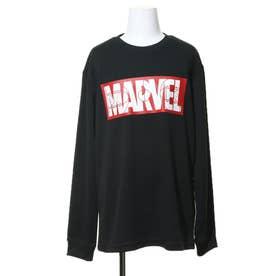 ジュニア バスケットボール 長袖Tシャツ MV-8KW4610TL (ブラック)