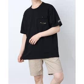 メンズ 半袖Tシャツ MV-9C12031TS (ブラック)