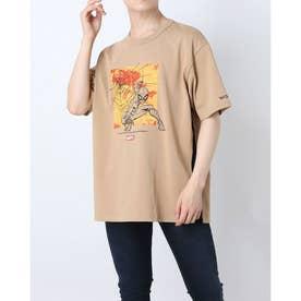 メンズ 半袖Tシャツ MV-9C12051TS (ベージュ)
