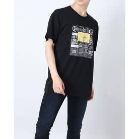 メンズ 半袖Tシャツ MV-9C12021TS (ブラック)