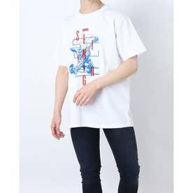 メンズ 半袖Tシャツ MV-9C12041TS (ホワイト)