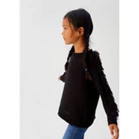 セーター .-- VIVIEN5 (ブラック)